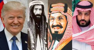 ال سعود في مهب السقوط